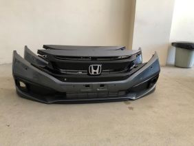 2019-2020 HONDA CIVIC FC5 ON PANJUR EXECUTIVE ECO PAKET